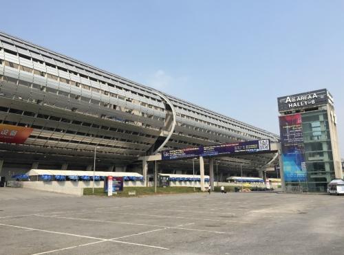 Canton fair in Guangzhou 2015