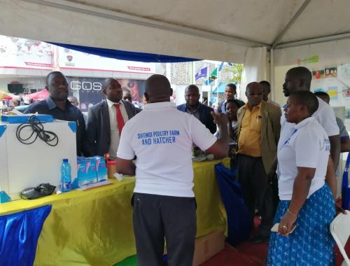 SabaSaba Exhibition in Tanzania 2017